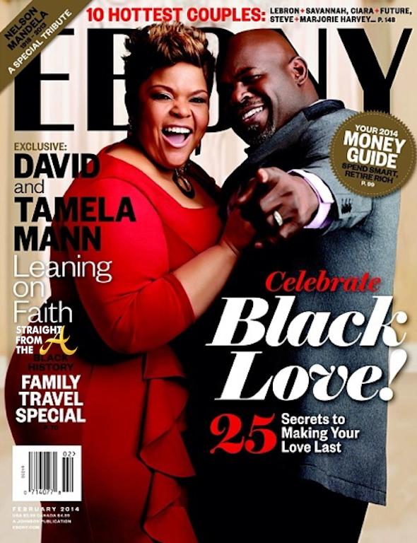 David and Tamela Mann - Ebony Black Love 2014