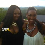 NEWSFLASH! Marlo Hampton Supports Her New BFF Kenya Moore…