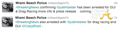 Miami PD Twitter