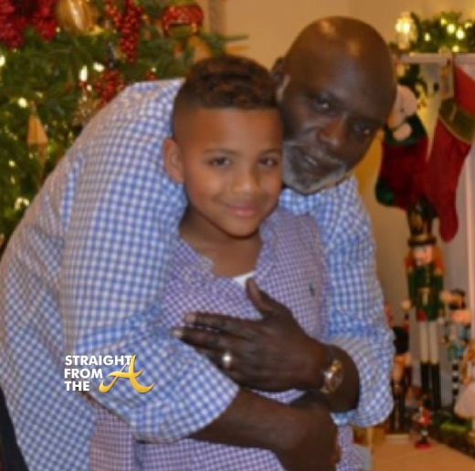 Peter Thomas Son Bryce StraightFromTheA 2014 11
