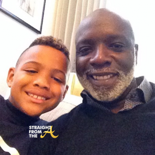 Peter Thomas Son Bryce StraightFromTheA 2014 9