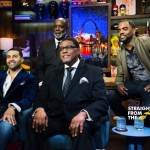 The Real HouseHUSBANDS of Atlanta Dish Dirt On 'Watch What Happens LIVE!' [PHOTOS + VIDEO]