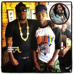 Baby Mama Drama: Young Jeezy Blames Son's Mother For His Arrest… [PHOTOS]