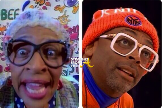 spike lee spikemama meme ny nicks straightfromthea 2014-5
