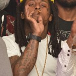 Quick Pics: Lil Wayne & YMCMB Crew Celebrate Sean Kingston's 24th Birthday… [PHOTOS]