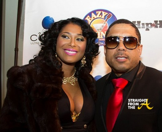 Althea Heart and Benzino, Love & Hip Hop Atlanta