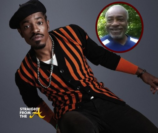 Andre 3000 Father Lawrence Walker Dies 2014