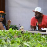 Boo'd Up – Gabrielle Union & Dwayne Wade Lunch in Miami… [PHOTOS]