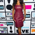 NEWSFLASH! Kenya Moore Blames Nene Leakes for #RHOA 'Pillow Talk' Fiasco on 'Watch What Happens LIVE' [PHOTOS + VIDEO]