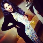 Lil Kim Pregnant 2014 StraightFromTheA 7
