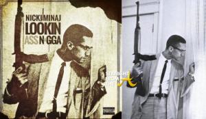 Malcolm X Nicki Minaj 2014 StraightFromTheA
