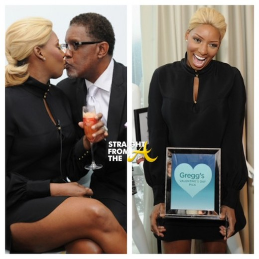 NeNe-Leakes-With-Husband-Gregg-on-Valentines-Day