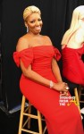 Nene Leakes Red Hot Truth Runway NYCFW 2014 StraightFromTheA-5