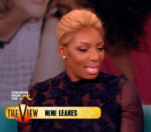 Nene Leakes The View Feb 2014 StraightFromTheA 11