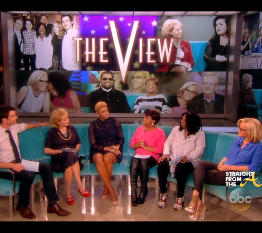 Nene Leakes The View Feb 2014 StraightFromTheA 7