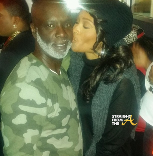 Peter Thomas Cynthia Bailey Kiss StraightFromTheA 2014
