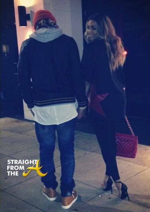 Pregnant Ciara February 2014 StraightFromTheA 2