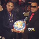 LHHATL's Stevie J & Benzino's Restaurant Opening Marred By Bloody Fight… [PHOTOS + VIDEO]