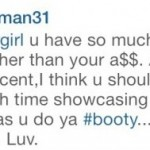 T.I. Response to Tiny on Instagram 2013 StraightFromTheA