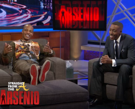 T.I. on Arsenio 2014 StraightFromTheA 2