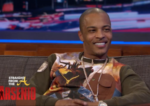 T.I. on Arsenio 2014 StraightFromTheA 3