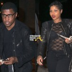 Boo'd Up: Toni Braxton & Babyface Spotted on Late Night 'Date' in West Hollywood… [PHOTOS]