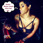 Instagram Flexin: Stevie J's 'Coke Nose' Photobombs Joseline Hernandez… [PHOTOS]