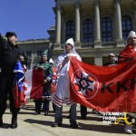 KKK Rally Atlanta 2014 3