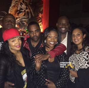 Kandi Burruss and Friends StraightFromTheA 2014