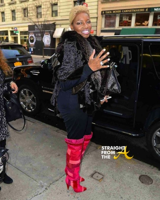 Nene Leakes NYC 2014 StraightFroMTheA 5