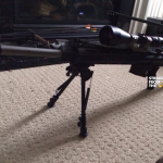 Nick Gordon Assault Rifle 2014