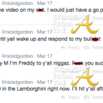 Nick Gordon Tweets 1