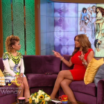 Wendy Williams Grills Tameka 'Tiny' Harris About Plastic Surgery & Rumored Marital Problems… [VIDEO]