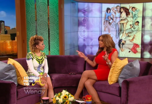 Tiny Harris on Wendy Williams 032514 StraightFromTheA 3