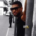 Instagram Flexin' – Usher & Grace Post #Selfie From Panama… [PHOTOS]