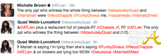 ATLien and Quad Tweets 42014
