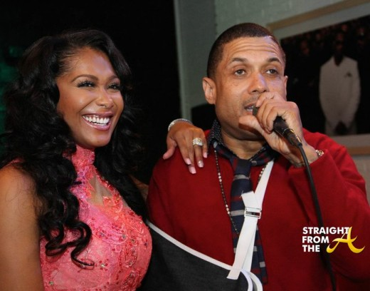 Boo'd Up: #LHHATL's Benzino Celebrates Fiancée's Birthday w/Suprise Gift + New Music: Bump It? Or Dump It? [PHOTOS]