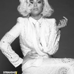 Hot or Not?  Beyoncé Channels Marilyn Monroe in 'OUT' Magazine… [PHOTOS]