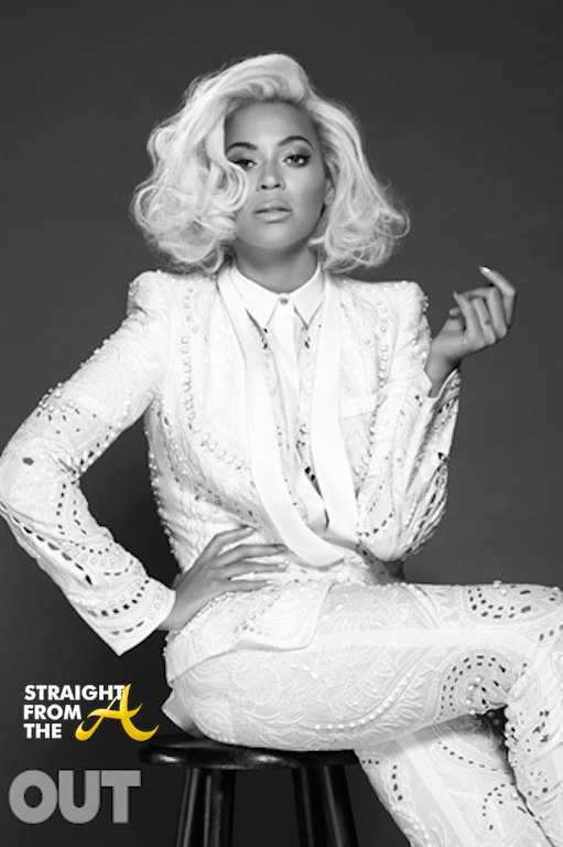 Beyonce Out Magazine - StraightFromTheA-4