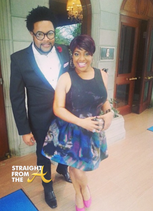Jawn Murray Sherri Shepherd Kandi Wedding StraightFromTheA 1