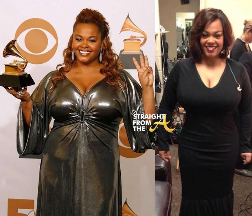 Jill Scott Weight Loss Before And After Jill scott grammys 2008 - uncf