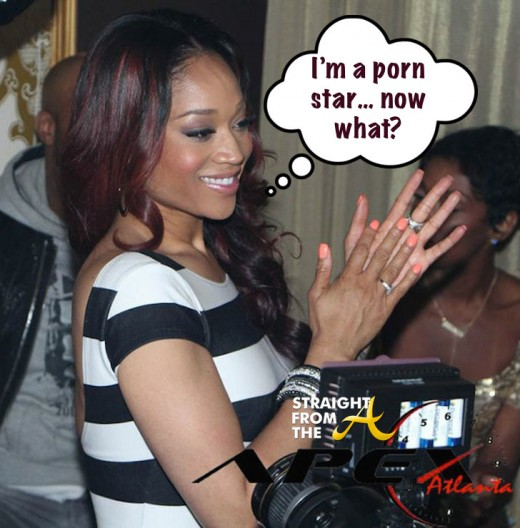 FOR DISCUSSION: Did Mimi Faust Sell Herself Short in Sex Tape Deal? [PHOTOS]