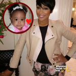 Celebrity Kids: Monica Brown Shows Off 7 Month Old Daughter Laiyah… [PHOTOS]