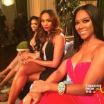 NEWSFLASH!! Kenya Moore Considers Quitting 'The Real Housewives of Atlanta' Before She's Fired…