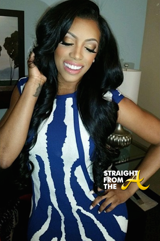 Porsha Stewart Williams StraightFromTheA