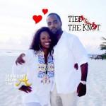 JUST MARRIED! Kandi Burruss & Todd Tucker Finally Jump The Broom… [EXCLUSIVE WEDDING DETAILS + PHOTOS]