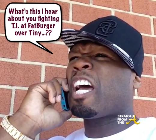 50 Cent StraightFromTheA