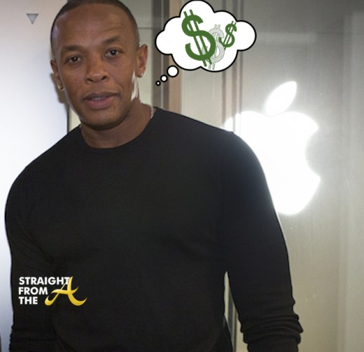 Dr Dre Sells Beats By Dre to Apple StraightFromTheA