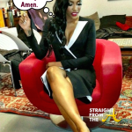 NEWSFLASH! 'Evangelist' Porsha Williams Wants To 'Save The Gays'… [VIDEO]