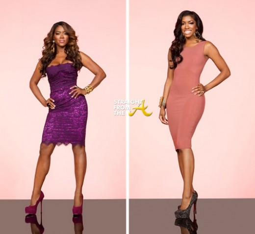Kenya Moore Porsha Williams StraightfromtheaA